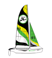 CATAMARANES HOBIE CAT 15 (CLUB)